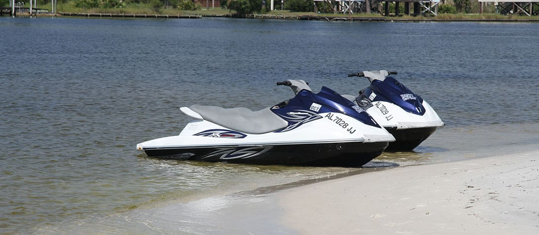 Waverunner Rentals - Happy Harbors